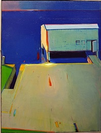 sunset bandon by raimonds staprans