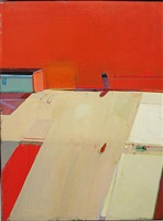 an italian sunset by raimonds staprans