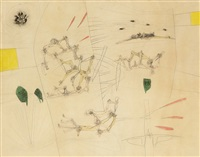 untitled by roberto matta