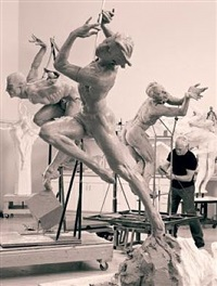 flutist, life by richard macdonald