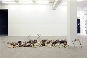installation view2: all mother tongues are difficult