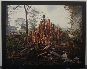 untitled (wonder bread pile) by gregory crewdson