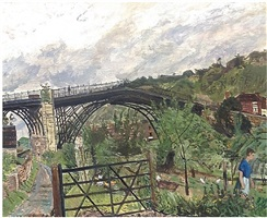 ironbridge by carel weight