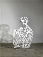 sappho iii by jaume plensa