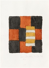 9.23.92 by sean scully