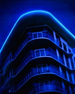 8500 burton way - blue wedge, la cienega boulevard at san vicente boulevard by jim mchugh