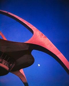 lax theme building, los angeles international airport, westchester by jim mchugh