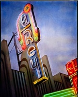 el rey theatre, 5515 wilshire boulevard, the miracle mile the by jim mchugh