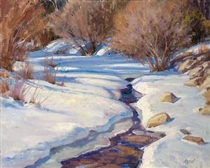 creek bend by chris morel