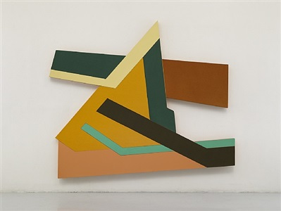 frank stella polish village by frank stella