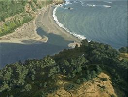 mouth of the navarro river by sandra mendelsohn rubin