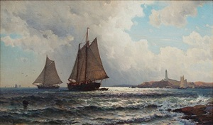 out to sea by mauritas frederik h. de haas