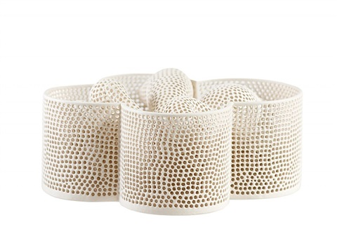 perforated vessel & contents by tony marsh