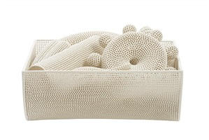 perforated vessel series no. 5 by tony marsh