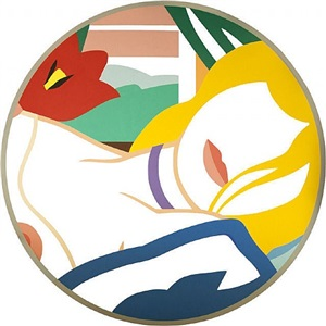 blonde vivenne by tom wesselmann