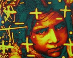 untitled by t.v. santosh