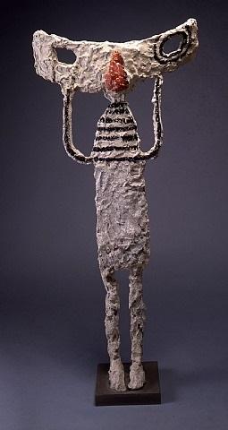 personnage lunaire by jean lambert-rucki