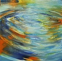 water circles, water rhythms by david allen dunlop