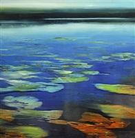 sublime evening by david allen dunlop