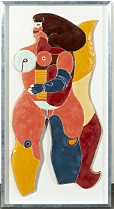its popart by richard lindner