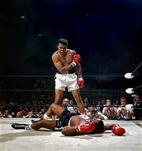 ali-liston by neil leifer