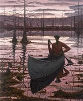 bootjack lake by david bates