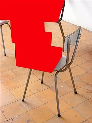 forma roja 9 by pello irazu