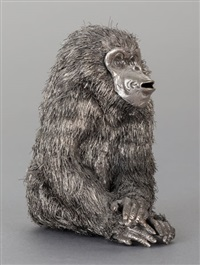 monkey by buccellati