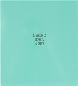 negro idea #267 by william pope.l