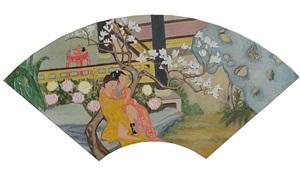 flowers & memorization by gu yue