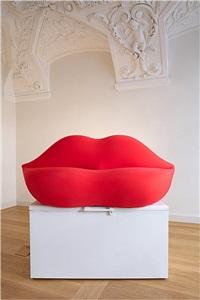 la bocca by bertrand lavier