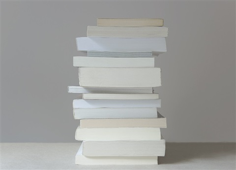 untitled 48, from the series paperbacks by mary ellen bartley