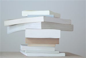 untitled 22, from the series paperbacks by mary ellen bartley