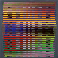 untitled (multicolor) by francis r. hewitt