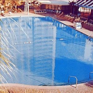 pools #8 by ed ruscha