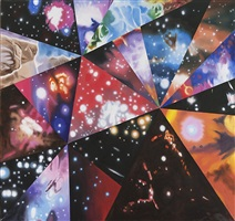 super mega universe by james rosenquist