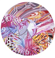 chains of a time piece ii by james rosenquist
