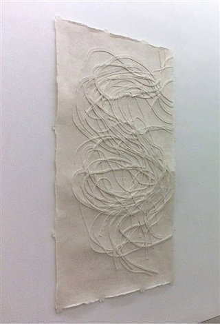 #6 meander (from the series making paper) by monika grzymala