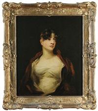 portrait of lady margaret moncrieff by sir henry raeburn