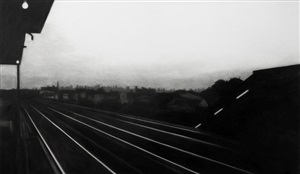 train tracks by sarah leahy