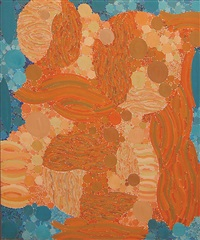 orange encapsulated by lynne drexler