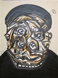 rembrandt by antonio saura