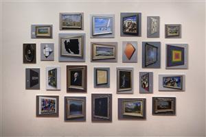 meta-paintings 2 by david klamen