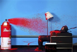 mr. brainwash 8 by gavin bond