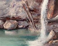 edge falls, san antonio, texas by jose vives-atsara