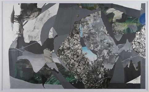 blue black water by katherine tzu-lan mann