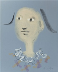 harlequin by jean cocteau