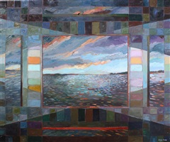 ocean grid by jerri finch