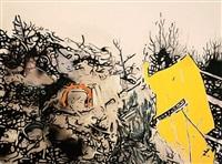 paysage près de zaldivar, espagne by marc séguin