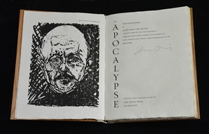 the apocalypse: the revelation of st. john the devine by jim dine